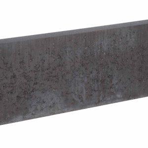 Grasbetonband 5x25x100 Zwart